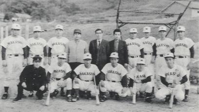 硬式野球部(昭和36年)