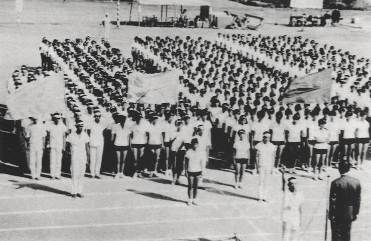 昭和39年体育大会